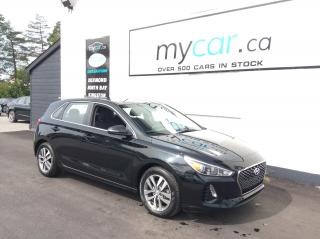 Used 2019 Hyundai Elantra GT Preferred HEATED SEATS/WHEEL, ALLOYS, MYCAR POWERBUY!! for sale in Richmond, ON
