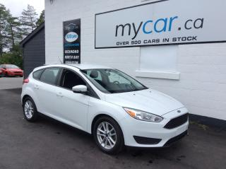 Used 2017 Ford Focus HEATED SEATS, BACKUP CAM, ALLOYS for sale in Richmond, ON
