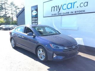 Used 2019 Hyundai Elantra Preferred HEATED SEATS, ALLOYS, BACKUP CAM!! for sale in Richmond, ON