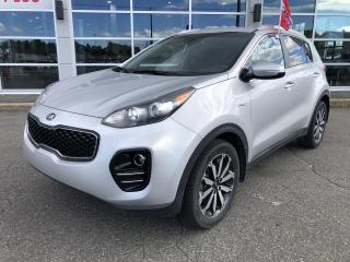 Used 2017 Kia Sportage EX 4 portes TI for sale in Shawinigan, QC