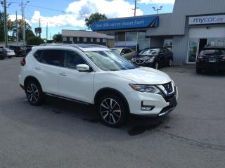 Used 2018 Nissan Rogue SL NAV, LEATHER, PANOROOF, 19