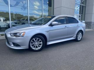 Used 2015 Mitsubishi Lancer Berline 4 portes AUTOMATIQUE Edition Lim for sale in Ste-Agathe-des-Monts, QC