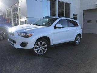 Used 2015 Mitsubishi RVR traction intégrale 4 portes ÉDITION LIMI for sale in Ste-Agathe-des-Monts, QC