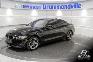 Used 2016 BMW 4 Series SPORTLINE + GARANTIE + NAVI + TOIT + CUI for sale in Drummondville, QC