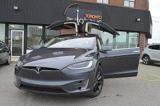 Used 2016 Tesla Model X 90D/AWD/TECH PKG/6 Passenger/NO ACCIDENTS for sale in Concord, ON