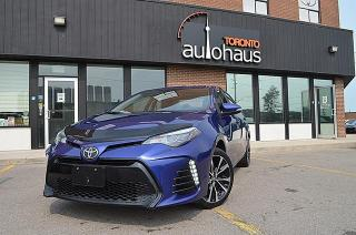 Used 2017 Toyota Corolla XSE/Sport/NAVI/CAM/LEATHER/SUNROOF for sale in Concord, ON