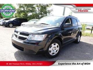 Used 2010 Dodge Journey FWD 4DR SE for sale in Whitby, ON