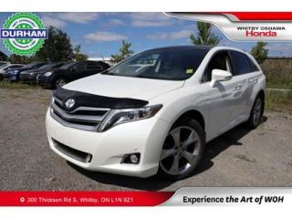 Used 2016 Toyota Venza 4DR WGN V6 AWD for sale in Whitby, ON