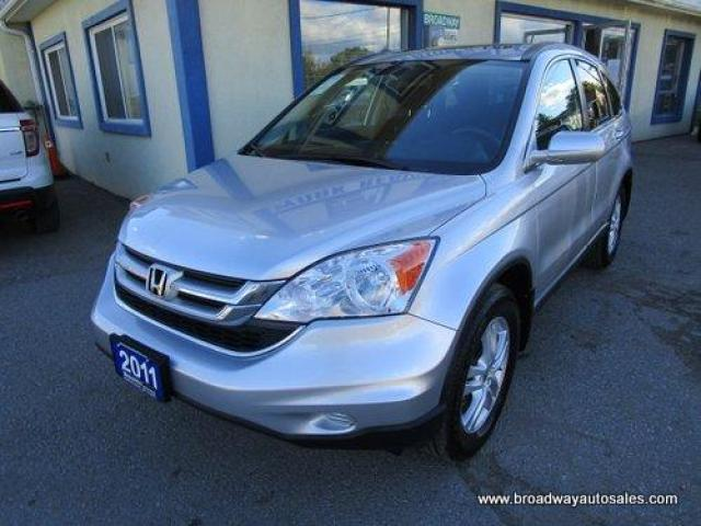 2011 Honda CR-V FOUR-WHEEL DRIVE EX EDITION 5 PASSENGER 2.4L - DOHC 16 VALVE.. POWER SUNROOF.. AIR CONDITIONING.. KEYLESS ENTRY..