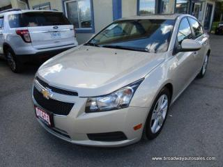 Used 2014 Chevrolet Cruze LOADED 2.0L - DIESEL 5 PASSENGER LEATHER.. HEATED SEATS.. BACK-UP CAMERA.. PIONEER AUDIO.. POWER SUNROOF.. KEYLESS ENTRY.. TOUCH SCREEN DISPLAY.. for sale in Bradford, ON