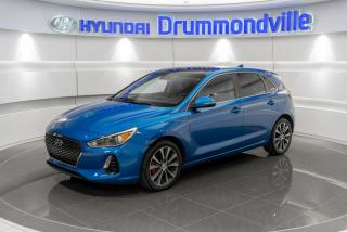 Used 2018 Hyundai Elantra GT GLS + GARANTIE + TOIT PANO + CAMERA + WO for sale in Drummondville, QC
