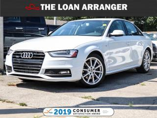 Used 2016 Audi A4 for sale in Barrie, ON