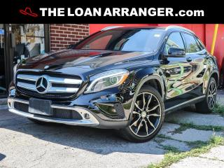 Used 2017 Mercedes-Benz GLA 250 4MATIC for sale in Barrie, ON