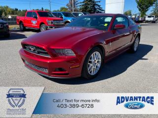 Used 2014 Ford Mustang V6 Premium for sale in Calgary, AB