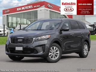 New 2020 Kia Sorento 3.3L LX+ for sale in Mississauga, ON