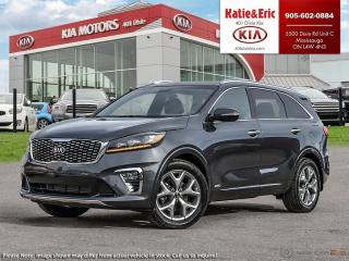 New 2020 Kia Sorento 3.3L SX for sale in Mississauga, ON
