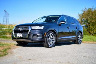 Used 2017 Audi Q7 3.0T Technik *DYNAMIC RIDE* *DRIVER ASSIST PLUS* *LUXURY PACKAGE* *LEATHER* *NAVI* for sale in Surrey, BC