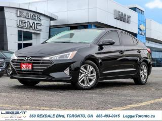 Used 2020 Hyundai Elantra Preferred  - Android Auto for sale in Etobicoke, ON
