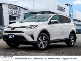 Used 2018 Toyota RAV4 LE  - Heated Seats -  Bluetooth for sale in Etobicoke, ON