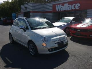 Used 2013 Fiat 500 C Lounge Cabrio *SOLD* for sale in Ottawa, ON
