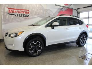 Used 2013 Subaru XV Crosstrek SPORT PACK for sale in Lévis, QC