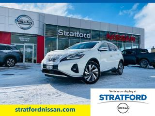Used 2020 Nissan Murano SL AWD for sale in Stratford, ON