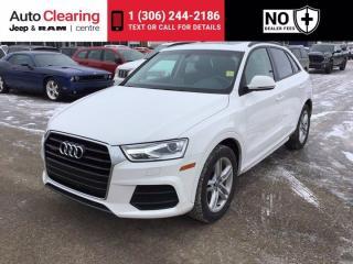 Used 2016 Audi Q3 Premium Plus for sale in Saskatoon, SK