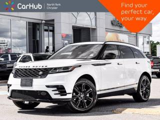 Used 2020 Land Rover Range Rover Velar P340 R-Dynamic S Panoramic Sunroof Meridian Sound Navigation Blind Spot for sale in Thornhill, ON