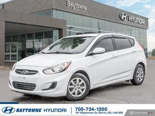 Used 2014 Hyundai Accent 5Dr GL at for sale in Barrie, ON