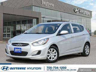Used 2013 Hyundai Accent 5Dr GL at for sale in Barrie, ON