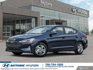 New 2020 Hyundai Elantra Preferred IVT for sale in Barrie, ON