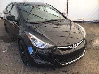Used 2015 Hyundai Elantra GL BLACK SPORT ALUMINUM WHEELS, HEATED SEATS, HANDSFREE CALLING for sale in Ottawa, ON