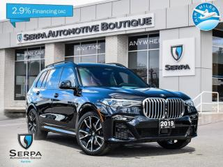 Used 2019 BMW X7 xDrive40i for sale in Aurora, ON