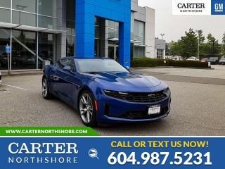New 2020 Chevrolet Camaro 1SS POWER SEATS - TECHNOLOGY PACKAGE - DUAL EXHAUST for sale in North Vancouver, BC
