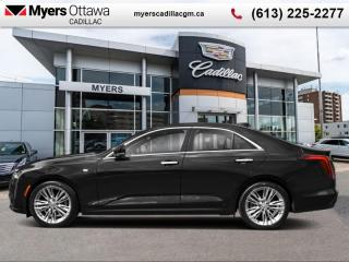 New 2020 Cadillac CTS Premium Luxury  - Sunroof for sale in Ottawa, ON