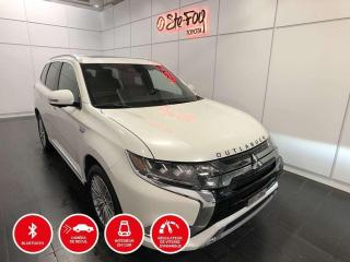 Used 2019 Mitsubishi Outlander Phev GT - AWD tCUIR TOIT for sale in Québec, QC