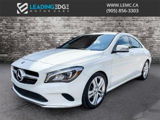 Used 2018 Mercedes-Benz CLA-Class 250 AWD, Navigation, Blind Spot Monitors for sale in Woodbridge, ON