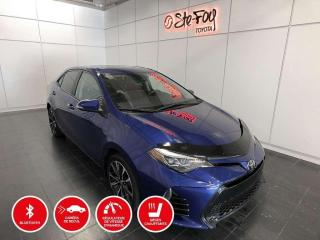 Used 2017 Toyota Corolla SE - TOIT OUVRANT for sale in Québec, QC