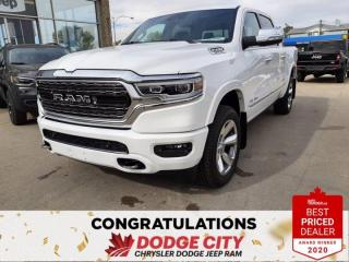 New 2020 RAM 1500 Limited for sale in Saskatoon, SK
