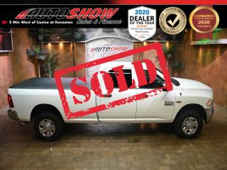 Used 2017 RAM 3500 4x4 Long Box  6.4 HEMI    7,000 k !!! $42,600 financed! for sale in Winnipeg, MB