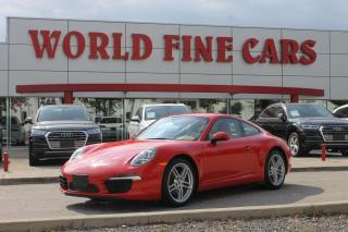 Used 2013 Porsche 911 Carrera | 350 HP! | *PDK* for sale in Etobicoke, ON