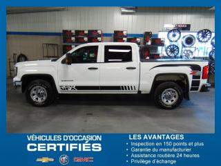 Used 2016 GMC Sierra 1500 for sale in Amos, QC