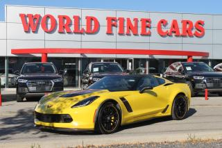 Used 2016 Chevrolet Corvette Z06   Accident Free!   *C7.R EDITION* for sale in Etobicoke, ON