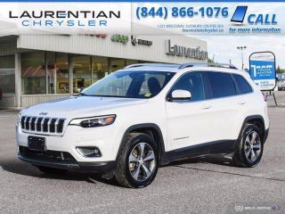 Used 2019 Jeep Cherokee Limited!!  HEATED SEATS!!  NAVIGATION!! for sale in Sudbury, ON