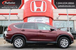 Used 2016 Honda CR-V EX for sale in Sudbury, ON