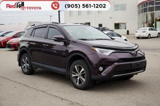 Used 2017 Toyota RAV4 XLE for sale in Hamilton, ON