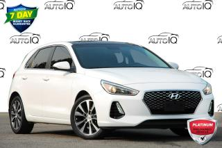 Used 2018 Hyundai Elantra GT GLS | AUTO | AC | BACK UP CAMERA | PANORAMIC SUNROOF | for sale in Kitchener, ON