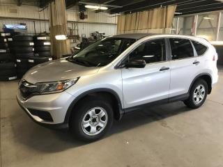 Used 2016 Honda CR-V Traction intégrale 5 portes LX for sale in Gatineau, QC