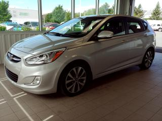 Used 2016 Hyundai Accent Manuel - GLS - Toit ouvrant - Sièges chauffant for sale in Ste-Julie, QC