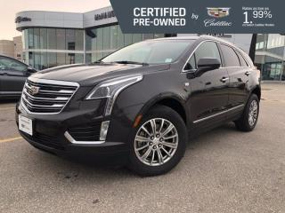 Used 2018 Cadillac XT5 Luxury AWD | Cadillac CUE | Heated Steering Wheel for sale in Winnipeg, MB